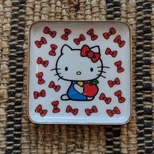 Hello Kitty Enamel Dish